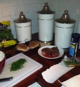Dinner Prerp
